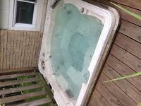 Hydro Pool Hot Tub -5 seater