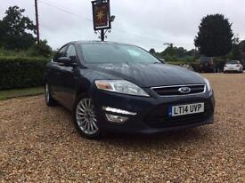 Ford Mondeo ECO ZETEC BUSINESS EDITION TDCI 6 SPEED S/S SAT NAV