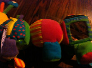 Infant Caterpillar Plush Activity toy Kingston Kingston Area image 3