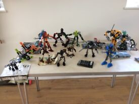 Lego bionicles