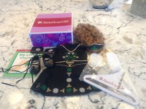 American Girl Doll Of Today Irish Dance Outfit Nellie Retired