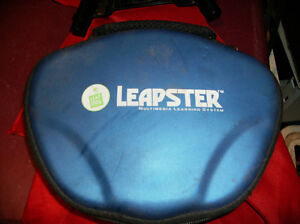 Leapster Learning Game System with Case $25.oo Kawartha Lakes Peterborough Area image 3