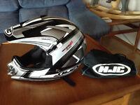 HJC CL-X4 off-road helmet