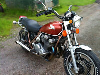 HONDA CB 900 CUSTOM ~ GREAT CONDITION