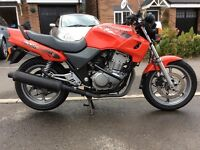 Honda CB500R red 1995 genuine good condition bike