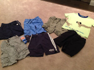 Boys summer clothing 2T