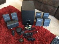 creative t7900 7.1 surround sound speakers