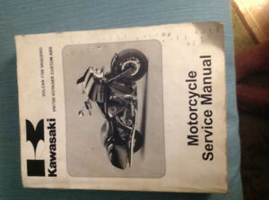 Kawasaki motorcycle manual