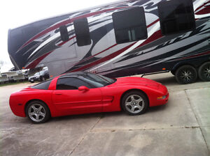 1997 Chevrolet Corvette Coupe ls1