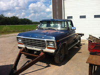 1979 Ford F250 4x4 for sale