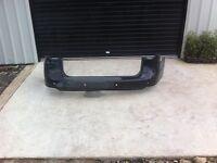 VW Passat B6 rear bumper