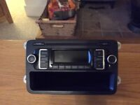 Vw RCD210 cd radio stereo