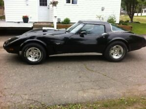 1978 Corvette with a 383 Stroker For Sale