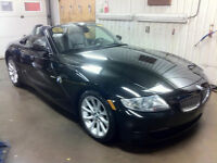 2007 BMW Z4 3,0 Si - Seulement 53,000 KMS !!