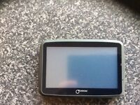 Teletrac D4-50MD 01 Touch Screen SatNav GPS for Citroen and Peugeot Commercials