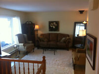 Fully Furnished and equipped 2 Bedroom Main Floor Apartment