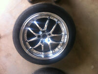 18 Inch Chome Rims For Sale
