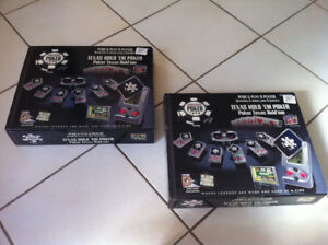 Two (2) Texas Hold'em Poker TV Games