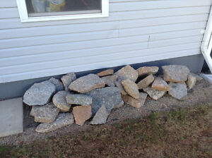 Decorative Granite Rocks