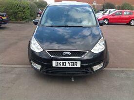 Ford Galaxy mpv 7 seater black