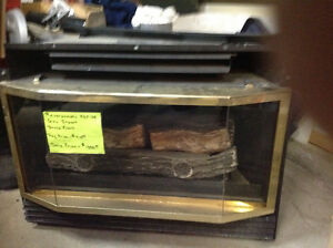 Gas Fire place insert never used