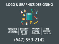 Expert Logos & Graphics Designer | Great Service