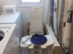 Drive Medical Bath Lift Chair