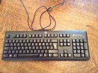 HP keyboard perfect condition
