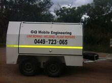 MOBILE LINE BORING AND ID WELDING excavator dozer loader tractor  Kedron Brisbane North East Preview