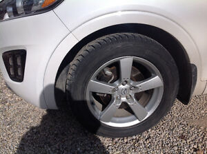 TIRES AND RIMS INCLUDES SENSORS-Kia/Hyundai/Mazda