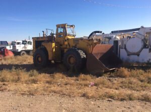 Clark 175B loader. New tires. Good condition