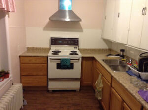 3 Bedrooms for rent now, Downtown glace bay.Students only.
