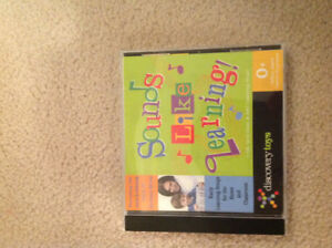 Sounds of learning cd