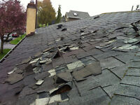 ROOFING/REPAIR/REPLACE -------SIDING/FASCIA/EAVESTROUGH
