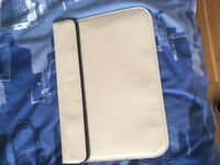 "Soft PU Leather Apple laptop sleeve for the 13"" Macbook Pro"