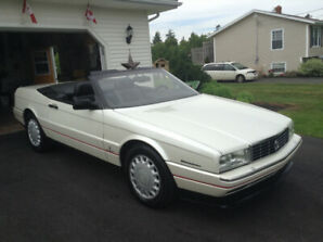 1993 Cadillac Allante Convertible  Excellent Condition