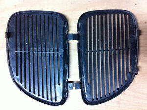 97 Grand Am front grill inserts