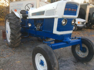 1972 Ford 6000  Commande 6000 diesel 6 cyl -10 speed/2rev PTO