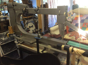 All American Ultimate  Quilting Machine