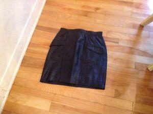vintage leather & swede  pants,  skirts & tops West Island Greater Montréal image 5