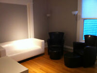 Fully Furnished Modern Bdrm Suite Available on DAL Sept 1!!