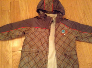 Gusti Boys Size 4 fall/early winter/ spring jacket and pants set