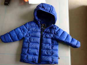 Alpine Tek Toddler Down Filled Jacket