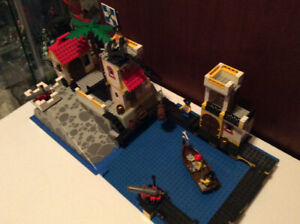 Lego set #6277 imperial trading post