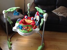 Jumperoo (Rainforest) for sale