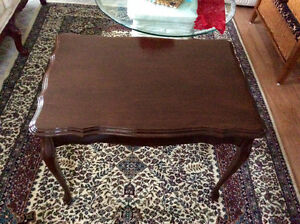 ACCENT TABLE/CHAIR