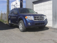 2008 Ford Escape XLT 4X4 176K $6495.00