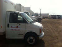 ADAM'S MOVING (519-615 3333)