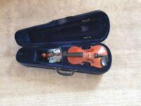 A quarter size Primavera Violin