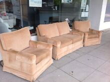 Moran Lounge Set With Bed Sofa Melbourne Region Preview
